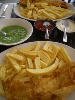3話:イギリス的ベストディナー
